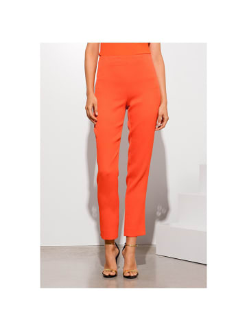 "Bleu Blanc Rouge Hose ""Cordoue"" - Slim fit - in Orange"