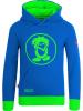 """Trollkids Bluza """"Troll"""" w kolorze niebiesko-zielonym"""
