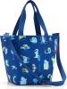 "Reisenthel Shopper ""XS Kids"" blauw - (B)31 x (H)21 x (D)16 cm"