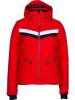 Peak Mountain Ski-/ Snowboardjacke in Rot