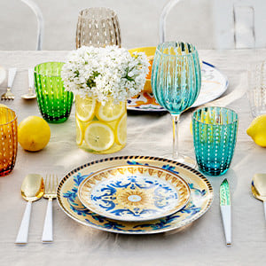 Colorfull Table Ware