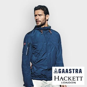 Hackett London, Gaastra, Napapijri