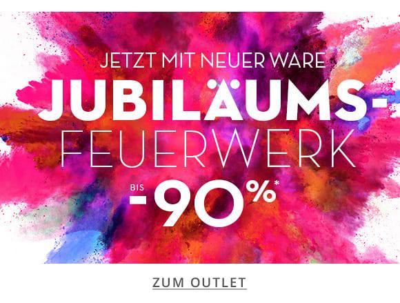 Jubiläums-Feuerwerk bei limango.de - bis zu 90% reduziert