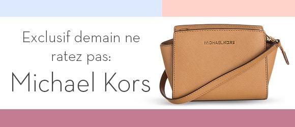 Michael Kors demain !