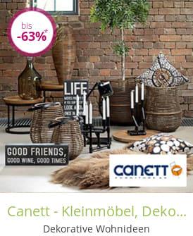 Canett - Kleinmöbel, Deko & Mehr