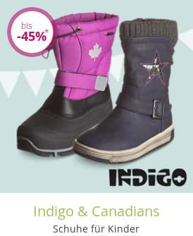 Indigo & Canadians