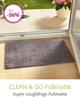 CLEAN & GO Fußmatte