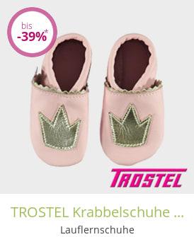 TROSTEL Krabbelschuhe made in Germany