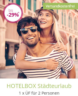 HOTELBOX Städteurlaub