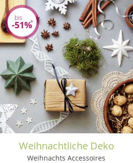 Weihnachtliche Deko