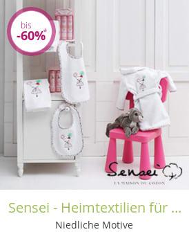 Sensei - Heimtextilien für Kids