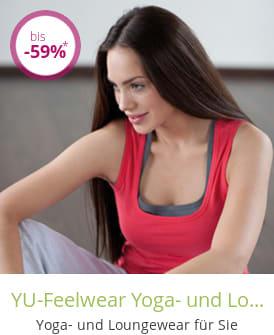 YU-Feelwear Yoga- und Loungewear