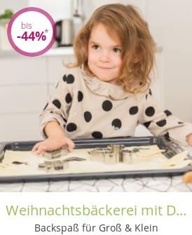 Weihnachtsbäckerei mit Dr. Oetker, Westmark & Zenker