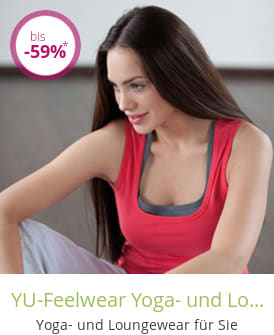 YU-Feelwear Yoga- und Loungewear