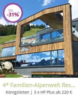 4* Familien-Alpenwelt Resort
