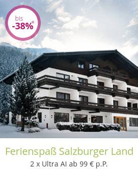 Ferienspaß Salzburger Land