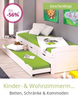 Kinder- & Wohnzimmermöbel