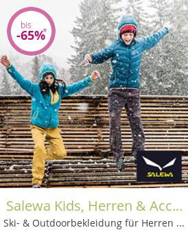 Salewa Kids, Herren & Accessoires