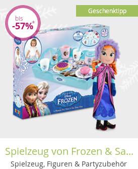 Spielzeug von Frozen & Safiras