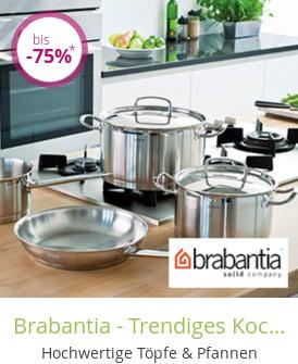 Brabantia - Trendiges Kochgeschirr