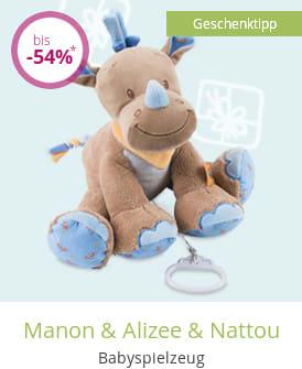 Manon & Alizee & Nattou