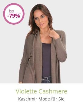 Violette Cashmere
