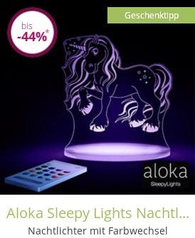 Aloka Sleepy Lights Nachtlichter