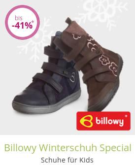 Billowy Winterschuh Special