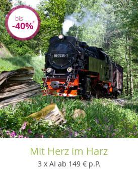 Mit Herz im Harz