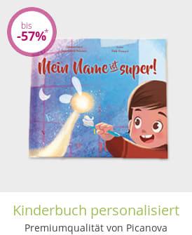 Kinderbuch personalisiert