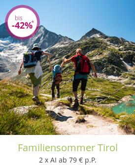 Familiensommer Tirol