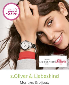 s.Oliver & Liebeskind