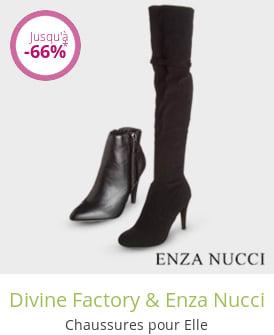 Divine Factory & Enza Nucci