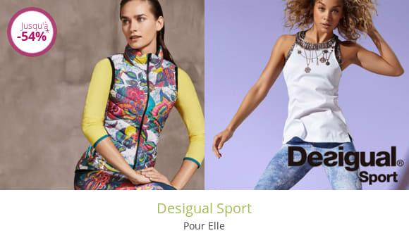 Desigual Sport