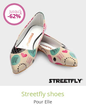 Streetfly shoes