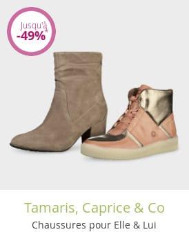 Tamaris, Caprice & Co
