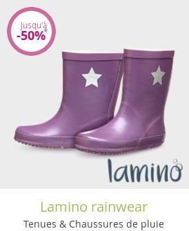 Lamino rainwear