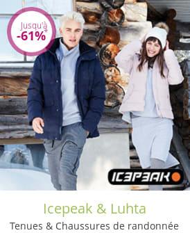 Icepeak & Luhta