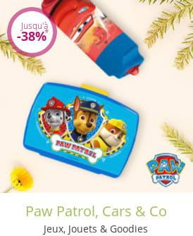 Paw Patrol, Cars & Co