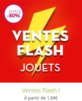 Ventes Flash !