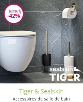 Tiger & Sealskin