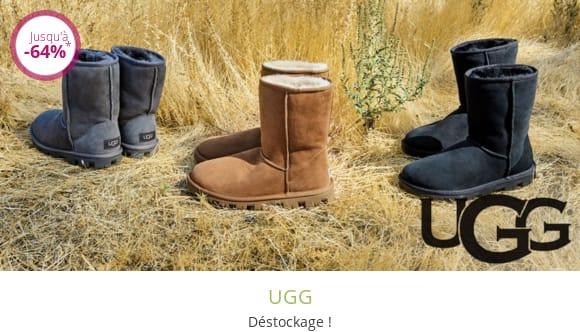 ugg destockage