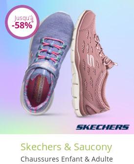 Skechers & Saucony