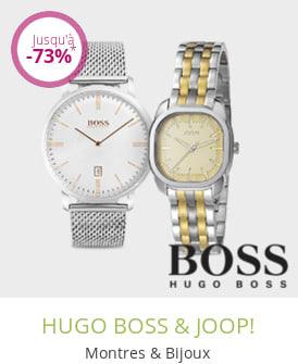 HUGO BOSS & JOOP!