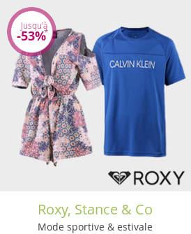 Roxy, Stance & Co