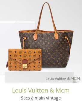 Louis Vuitton & Mcm