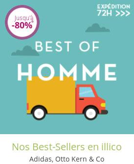 Nos Best-Sellers en illico