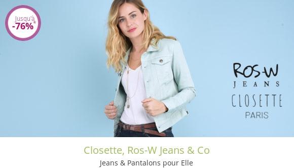 Closette, Ros-W Jeans & Co