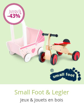 Small Foot & Legler