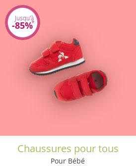 Chaussures pour tous